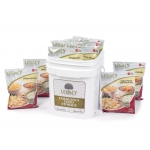 60 Serving Breakfast, Lunch, and Dinner Bucket