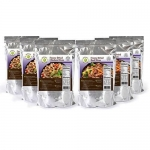 Freeze Dried Dice Meat Variety 6-Pack