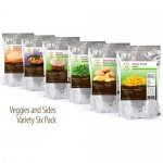 Legacy Essentials Assorted Vegetable Side Dishes