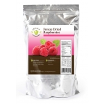 Freeze-Dried Raspberries Pouch