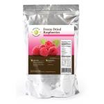 Freeze-Dried Raspberries Pouch