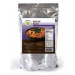 Dehydrated Refried Beans Pouch