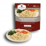 Wise Foods Creamy Pasta and Vegetable Rotini with Chicken - 6 Pack
