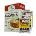 Wise Emergency Food Supply Favorites
