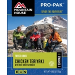 Mountain House Chicken Teriyaki with Rice Pro-Pak Pouch
