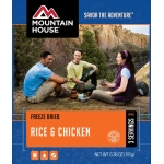 Mountain House Rice & Chicken Pouch