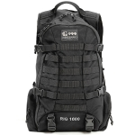 Tactical 1600 Hydration System, 100 oz.(3L), Black