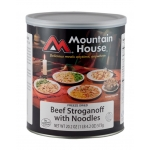 Beef Stroganoff with Noodles #10 Can
