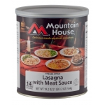 Mountain Lasagna with Meat Sauce #10 Can