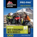 Beef Stroganoff with Noodles Pro-Pak