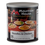 Mountain House Noodles & Chicken #10 Can